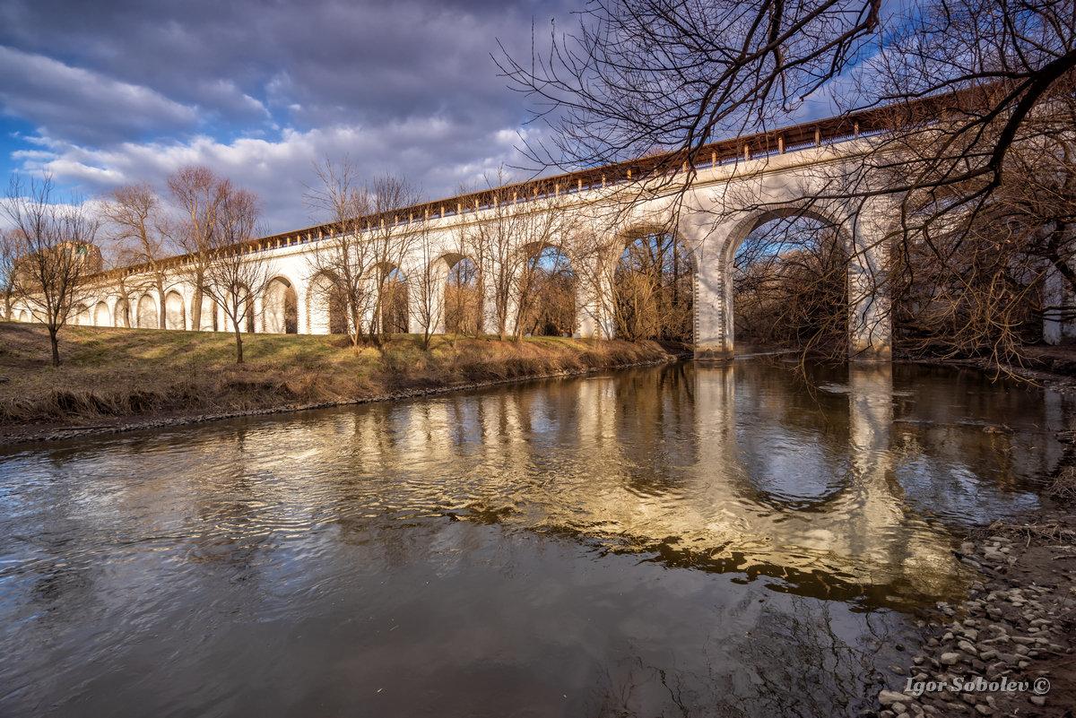Ростокинский акведук