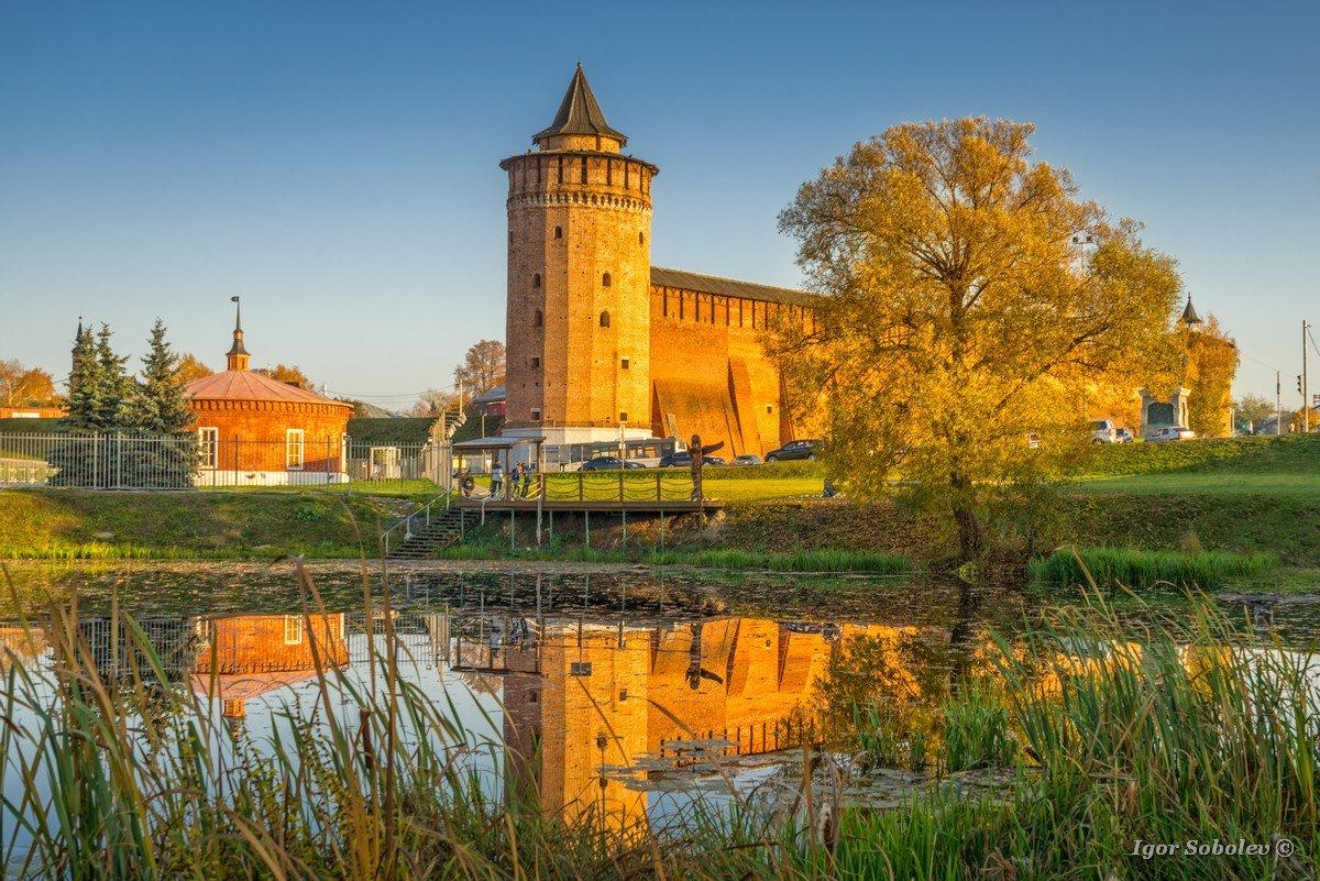 Marinkina tower of the Kolomna Kremlin