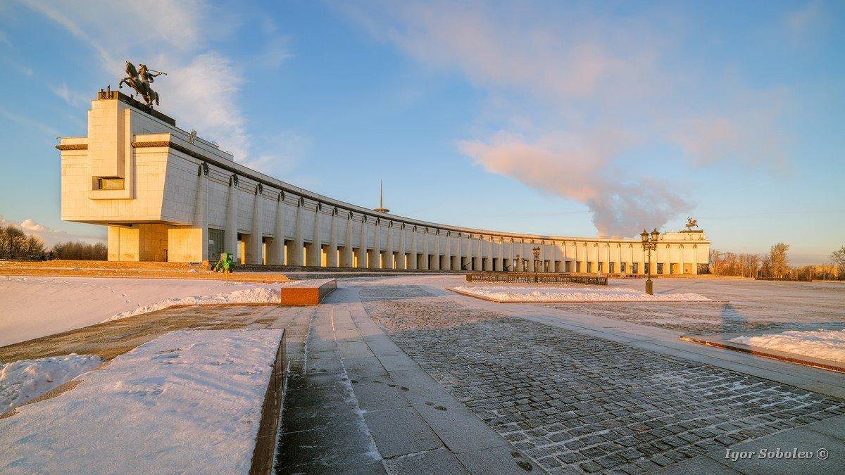 Мемориальный комплекс Поклонная г