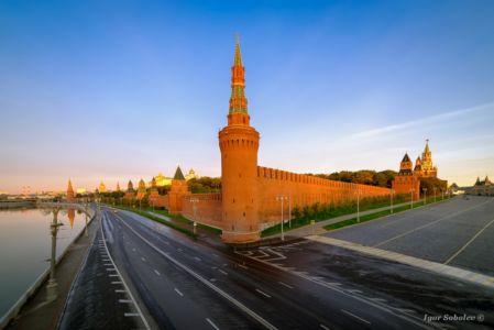 Московорецкая башня московского кÑ