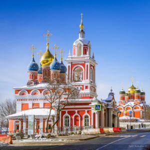Георгиевская церковь на Варварке