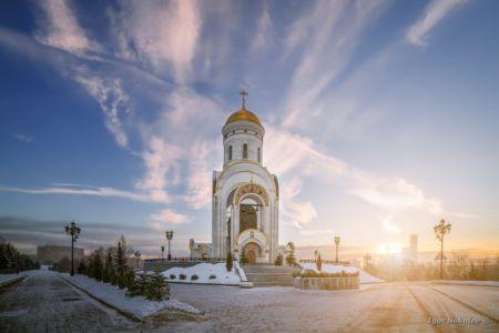 Храм Георгия Победоносца на Поклон