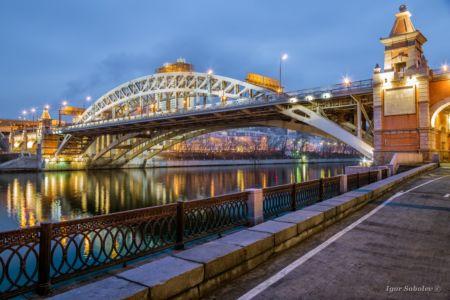 Андреевский мост (Железнодорожный)