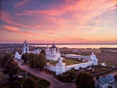 Никитский монастырь. Переславль-Залесский.