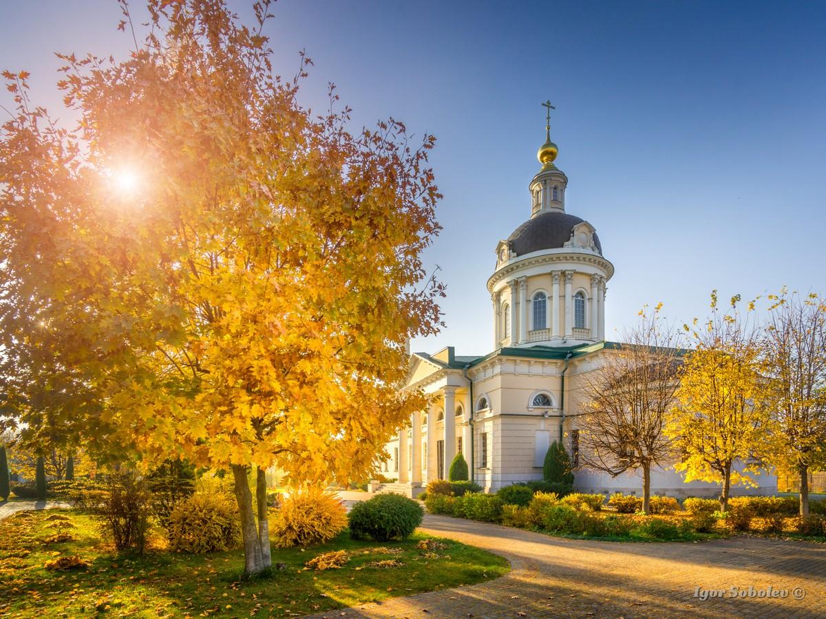 Церковь Михаила Архангела в Коломне / Church of the Archangel Michael in Kolomna