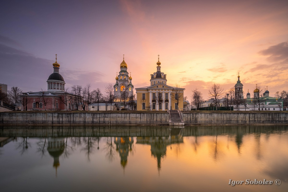 Покровский старообрядческий собор / Pokrovsky Old Believers Cathedral