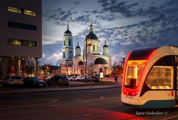 Трамвай №43