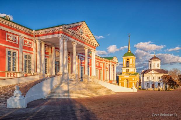 Дворец Шереметевых в Кусково